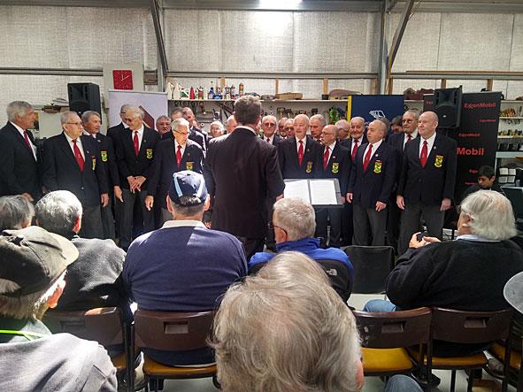 The Australian Welsh Male Choir
